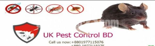 U.k cleaning and pest kill service center - 1/1