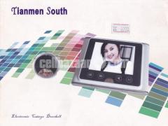 Tianmen South door camera