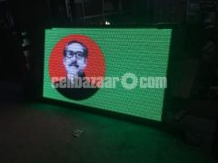 P6/P10 LED Outdoor Display Screen Maker in Dhaka