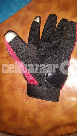 Hand gloves (pro Biker) - 1/2
