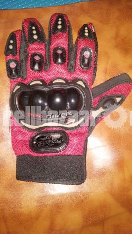 Hand gloves (pro Biker) - 2/2