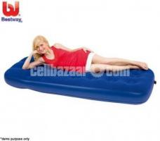 Bestway Inflatable Air Single Bed+with Pump