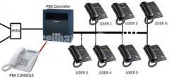 PABX Intercom system training Bangladesh.