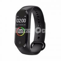 M4 Pro Smart Watch Fitness Tracker Smart Band Waterproof Smart Bracelet - Image 3/4