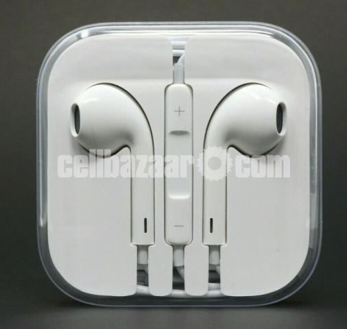 APPLE EARPHONE ORIGNAL INTACT - 1/2