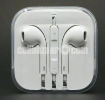 APPLE EARPHONE ORIGNAL INTACT