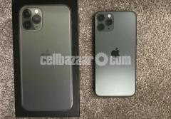 Brand new Apple iPhone 11 Pro Max - 512GB - MidnightGreen (Unlocked) A2218 (CDMA + GSM)