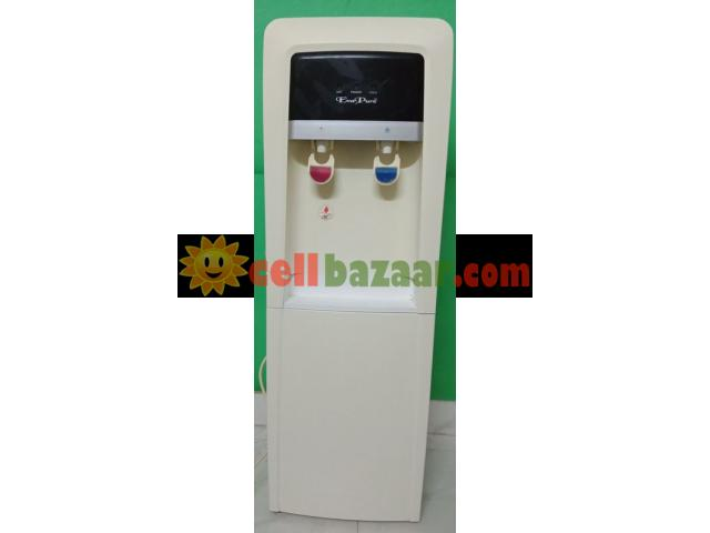 Hot and Cold Water Dispenser/Filter EVA PURE - 2/5