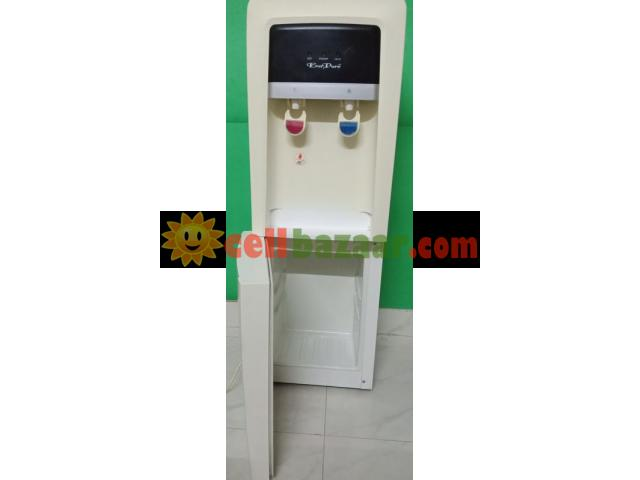 Hot and Cold Water Dispenser/Filter EVA PURE - 4/5