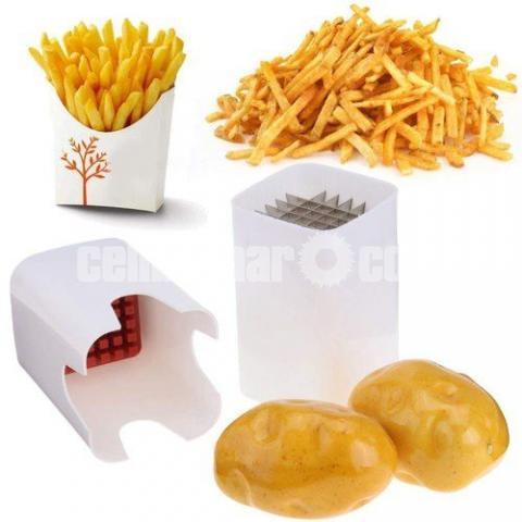 French Fries Cutting Machine - 1/4