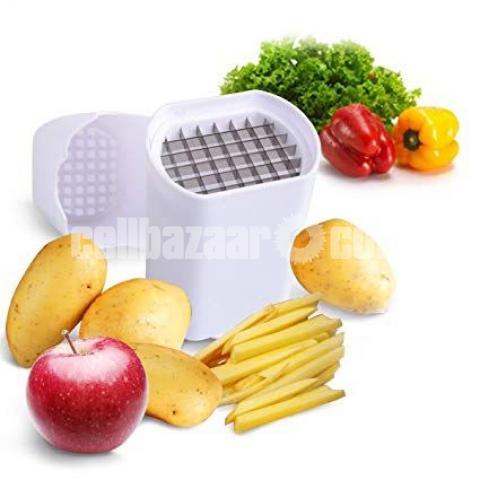 French Fries Cutting Machine - 3/4