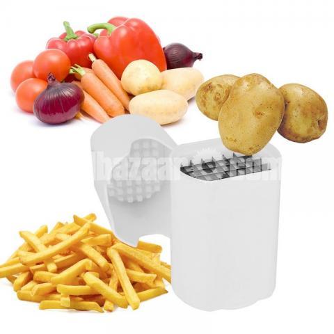 French Fries Cutting Machine - 4/4