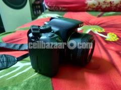 Canon 700D with 50mm prime lens - Image 1/3