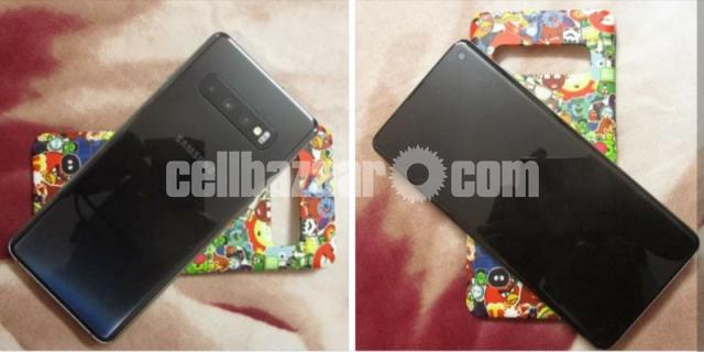 Samsung Galaxy S10 - 1/1