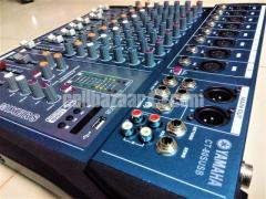 YAMAHA 8 channel Audio Mixing console   01729108371