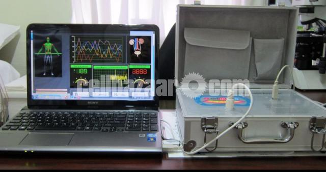 Quantum Resonance Magnetic Analyzer 6th Generation - 3/4