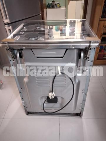 Gas and electric woven unit - 1/5