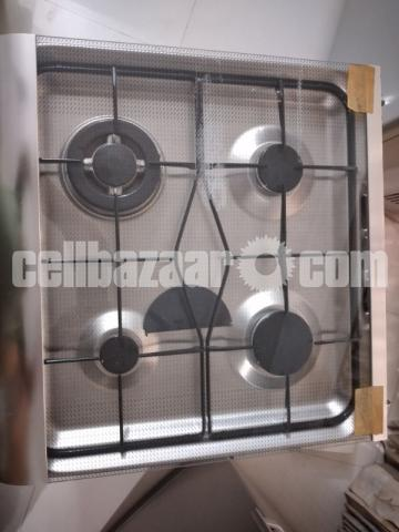 Gas and electric woven unit - 3/5