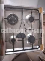 Gas and electric woven unit - Image 3/5