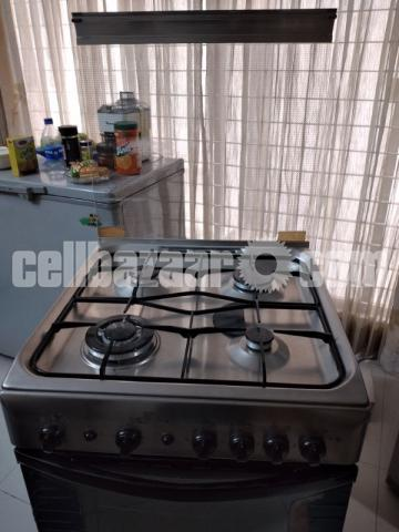 Gas and electric woven unit - 4/5