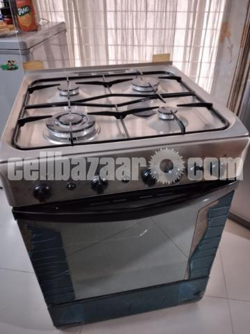 Gas and electric woven unit - 5/5