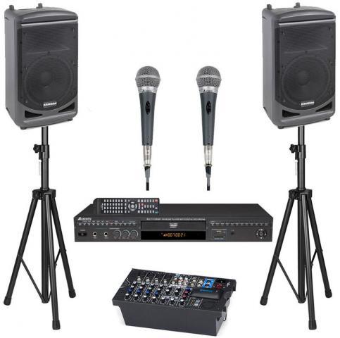 PA Public Address Sound System training Bangladesh. - 1/1