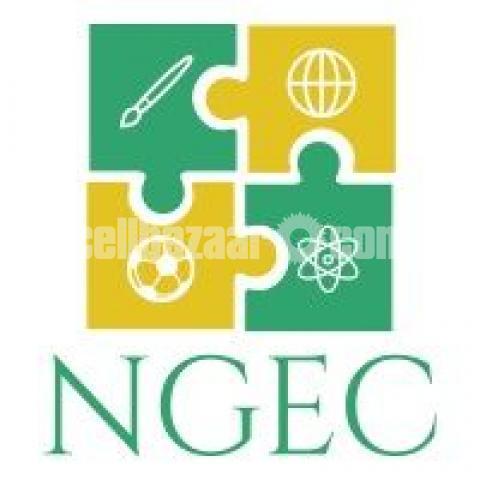NGEC education - 3/3