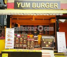 Fastfood Restaurant Equipment Like Pizza Oven, Sub Sandwich,