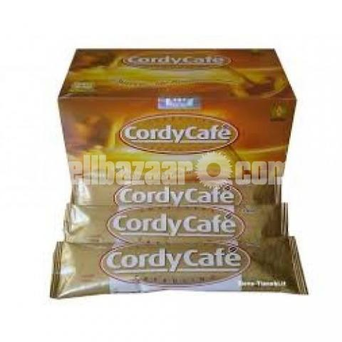 Tiens cordy cafe Drinking Boost your Energy - 1/4