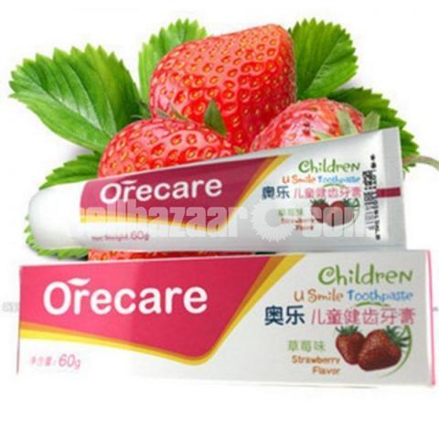 Tiens Orecare Children Toothpaste BD - 1/4