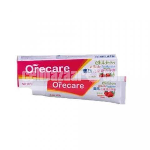 Tiens Orecare Children Toothpaste BD - 2/4