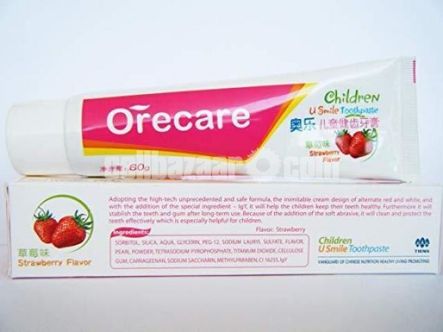 Tiens Orecare Children Toothpaste BD - 3/4