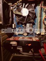Quad core gaming PC