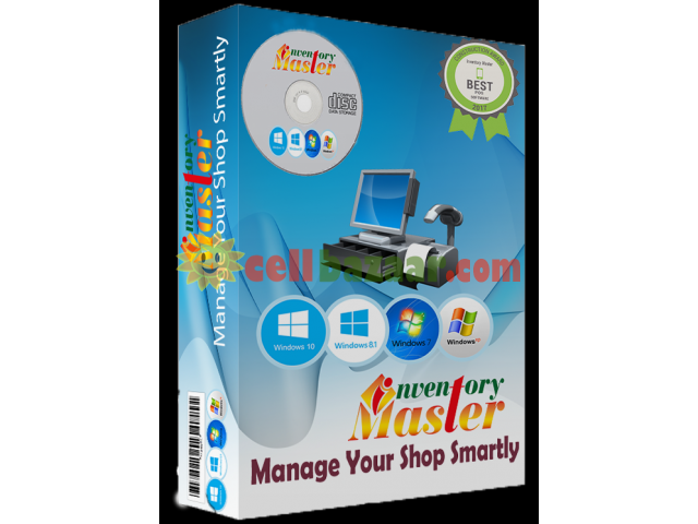 POS Software for Departmental Shop - 1/3
