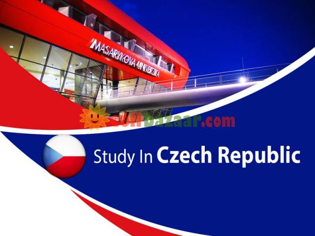 Study in Czech Republic - 1/1
