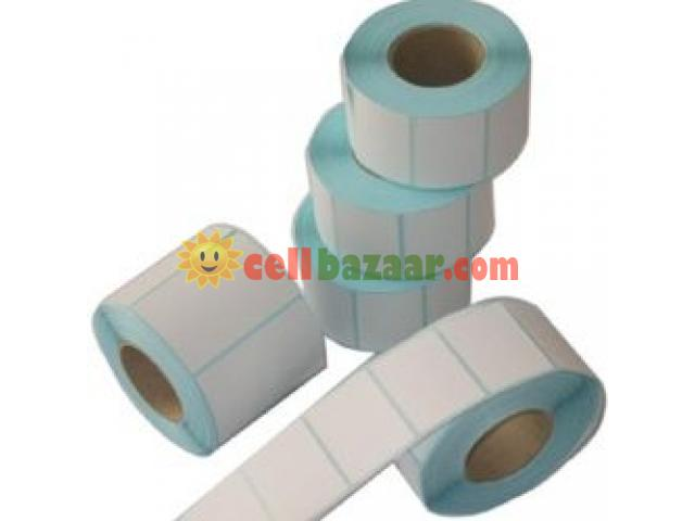 Barcode Sticker Roll - 2/2