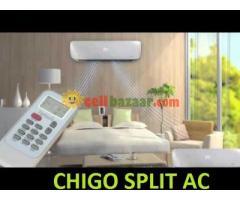 New stocked Chigo 2.5 Ton Split Type AC