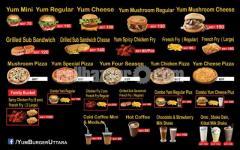 Fastfood Restaurant Equipment full Setup Sell