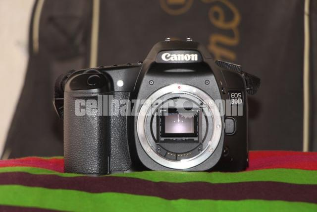Canon 30D Body - 5/5