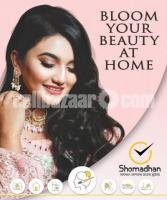Makeup & Hairstyle Service in Dhaka – Shomadhan
