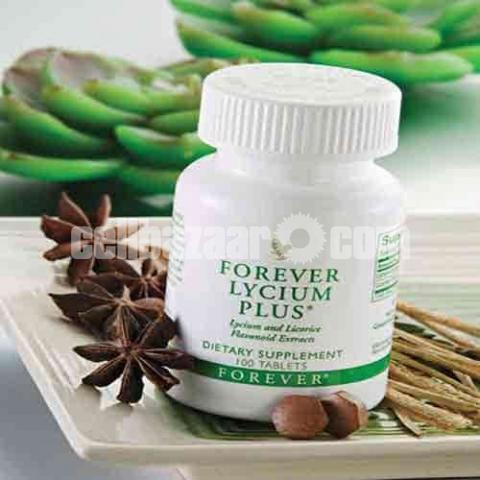 Forever Lycium Plus Dietary Supplements - 2/4