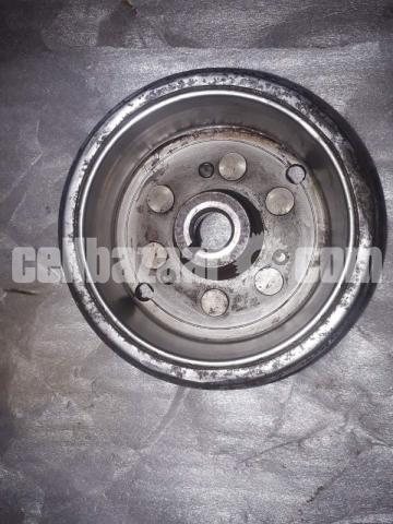 Motorcycle spare parts for Honda benly 125cc. - 1/5