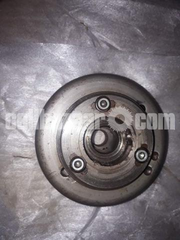 Motorcycle spare parts for Honda benly 125cc. - 2/5