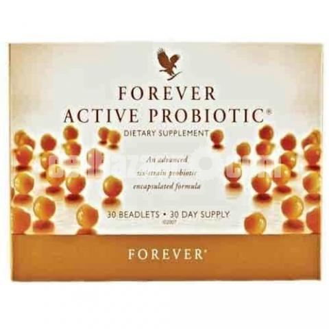 Forever Active Probiotic Dietary Supplement - 4/4