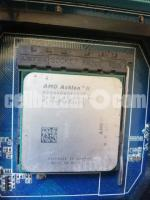 AMD PROCESDOR, MOTHERBOARD, 6GB RAM