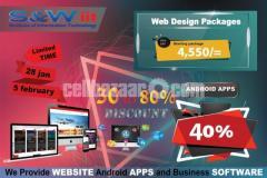 Fully Dynamic Website Development