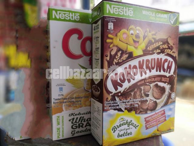 Dual Package (Kokokrunch, Corn Flakes) - 1/1