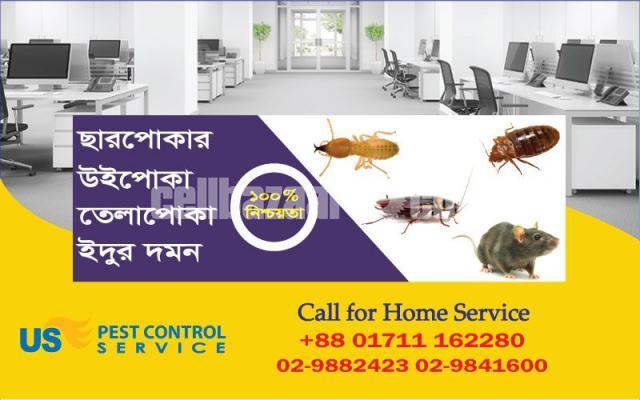 Rat and Bedbug Control - 1/2