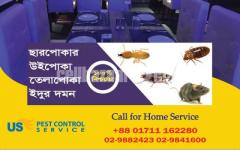 Hotel and Restaurant Pest Control