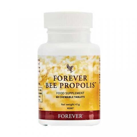 Forever Bee Propolis Food Supplements Tablets - 1/4